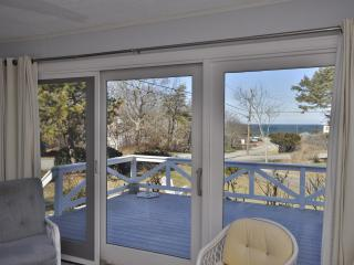 Ocean view from almost every window - Bourne vacation rentals