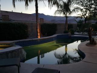 Majestic pool & jacuz residence for Coachella Fest - Palm Springs vacation rentals