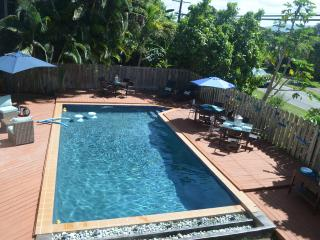 Pool/Beach house-4 Bedrooms or 3 - your option! - Waialua vacation rentals
