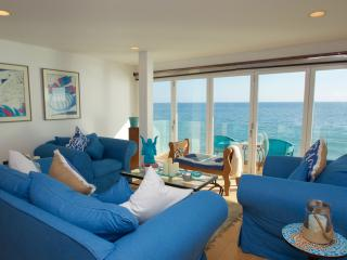 #331 Luxury Malibu Oceanfront home with Private Be - Malibu vacation rentals