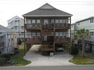 Luxury 4 BDR Home across from Ocean With Elevator - Carolina Beach vacation rentals
