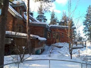 Ahvenkallio by the lake, fishing, canoeing, hiking - Myrskyla vacation rentals
