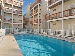 Dog-friendly, oceanfront condo w/ partial views of the water and a shared pool! - Fort Walton Beach vacation rentals