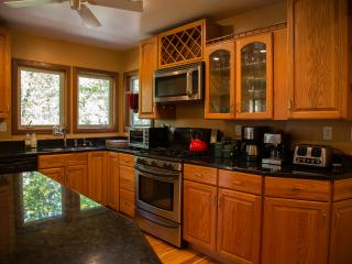 Riverfront Luxury in the Woods -- Loads of Light! - Elkins vacation rentals