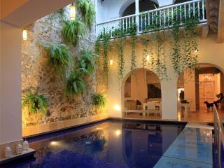 Stunning 4 Bedroom Old City Mansion - Cartagena vacation rentals