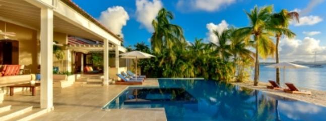 Gorgeous 3 Bedroom Villa on Harbour Beach - Image 1 - Saint George Parish - rentals