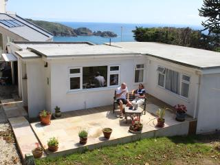 Bungalow on South Coast Cliffs with great views - Saint Martins vacation rentals