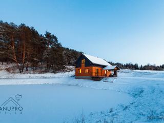 Beautiful 3 bedroom Trakai Villa with Grill - Trakai vacation rentals
