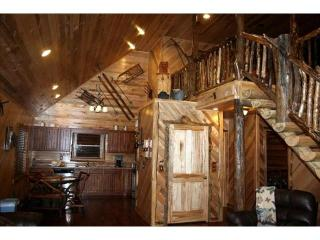 Almost Heaven Cabin Rentals, Un-Fir-Gettable - Chapmanville vacation rentals