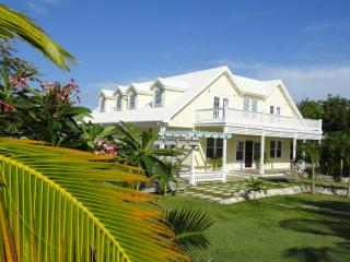 Lovely House with Water Views and Balcony - Governor's Harbour vacation rentals