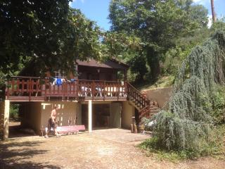 4 bedroom Chalet with Balcony in Saint-Andre-de-Najac - Saint-Andre-de-Najac vacation rentals
