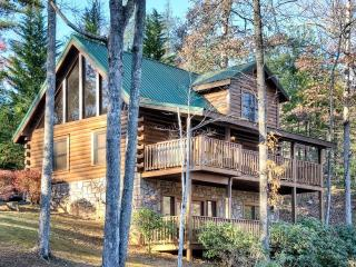 Black Bear Falls Cabin in Gatlinburg TN - Gatlinburg vacation rentals