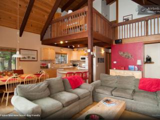 Awesome cabin! 20 min to Squaw, Hot Tub, Lake View - Tahoe City vacation rentals