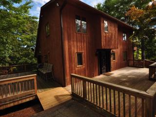 Captain's Choice- Rumbling Bald Resort - Lake Lure vacation rentals