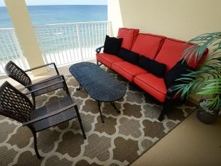 Gulf Front, 3 Bedrooms, 3 Full size baths 10 Floor - Panama City Beach vacation rentals