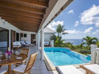 Villa Sunrock St Barts Rental Villa Sunrock - Marigot vacation rentals