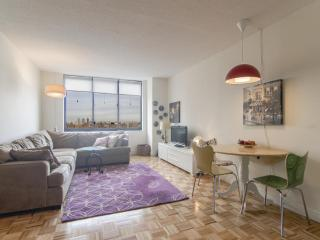 Great view, 2bdr, lux building - New York City vacation rentals