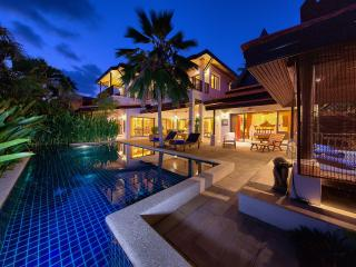Baan Buaa, Beach side Villa, Samui Beach Village - Lamai Beach vacation rentals