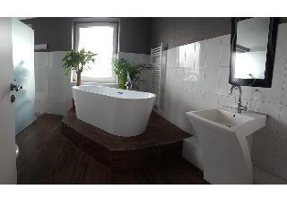 117m2 Wellness Lounge mit 12m2 Balkon / balcony - Oberhausen vacation rentals