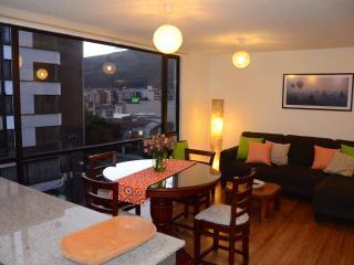 Vibrant apt. in central area, La Floresta, Quito - Quito vacation rentals