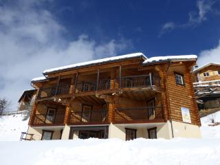 Nice Chalet with Television and Microwave - Vars vacation rentals