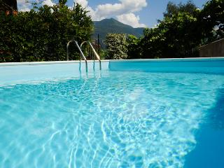 The Family Place, sleeps 6 with swimming pool - Pianello del Lario vacation rentals