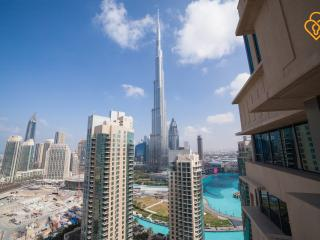 Downtown 29 Boulevard / 2 Bedroom 2806 - Dubai vacation rentals