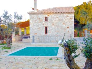 ZAKYNTHOS VILLA - ALEGRIA (Pr.Pool next to beach) - Vasilikos vacation rentals