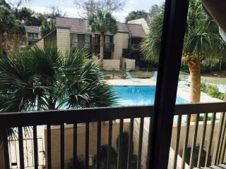 Pool Side Villa by the Beach - Hilton Head vacation rentals