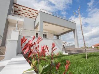 Modern with fabulous views - Vrachati vacation rentals