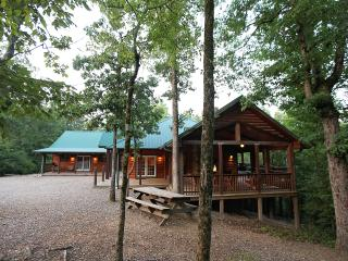 Timber Rock Lodge (4/3) Large Upscale Lodge - Broken Bow vacation rentals