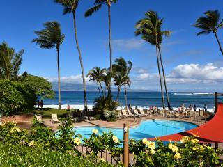 Napili Shores E240 Famous White Sandy Beach!! - Napili-Honokowai vacation rentals