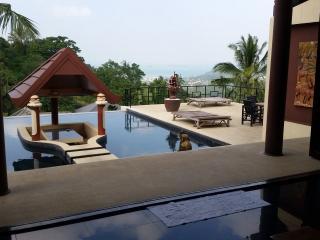 Villa Jordika Bedroom 2 - Bophut vacation rentals
