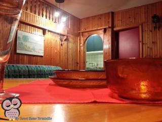Appartamento in legno con cucù al monte Terminillo - Monte Terminillo vacation rentals