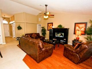 Luxurious 5 Bedroom 3 BathPool Home in The Estates at Legacy Park. 217WC - Kissimmee vacation rentals