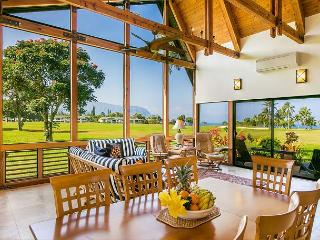 Amazing Views!! Newly remodeled w/ spectacular ocean/golf views - Princeville vacation rentals