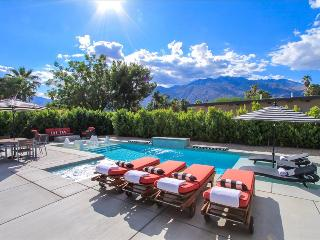 Palms at Park: Brand New Construction 5 Bed 6 Bath Architectural Luxury Home - Palm Springs vacation rentals
