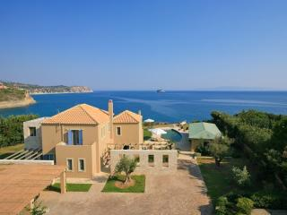 Blue Sea view villa  5bedrooms, private pool - Svoronata vacation rentals