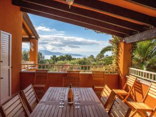 Nice villa with garden near the beach - Olmeto vacation rentals
