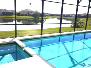 Beautiful 7 BEDROOM LAKEFRONT ORLANDO/DISNEY HOLIDAY VACATION HOME - Kissimmee vacation rentals