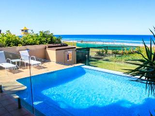 Absolute Beachfront Family Holiday Home - Mermaid Beach vacation rentals