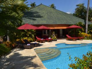 North Bali Beachfront Villa Damai,  Top gepflegt! - Buleleng vacation rentals