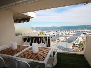 BEACHFRONT APARTMENT - Cannes vacation rentals