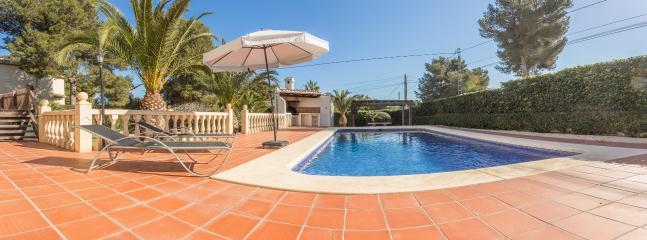Nice 5 bedroom Benitachell Villa with Deck - Benitachell vacation rentals