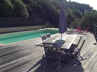 Villa sur les hauteurs  de Bastia - Ville-di-Pietrabugno vacation rentals