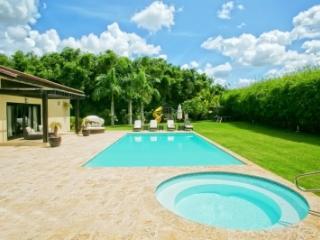 Magnificent 5 Bedroom Villa in Casa de Campo - La Romana vacation rentals