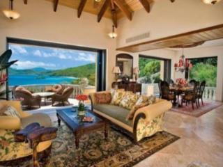 Gorgeous 5 Bedroom Villa in Peter Bay - Peter Bay vacation rentals
