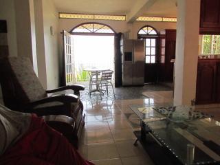 Two bedroom -two bath overlooking the ocean - Roseau vacation rentals