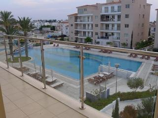 Elysia Park 2 bdr apt 4-203 in a luxury complex - Paphos vacation rentals