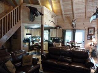 Buck Lair Cabin Refined lodging, natural retreat - Blacksburg vacation rentals
